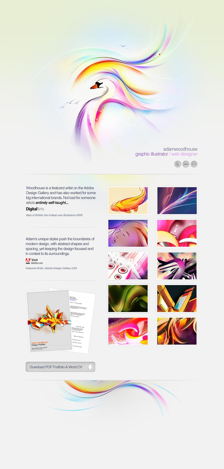 Portfolio 2010 Concept