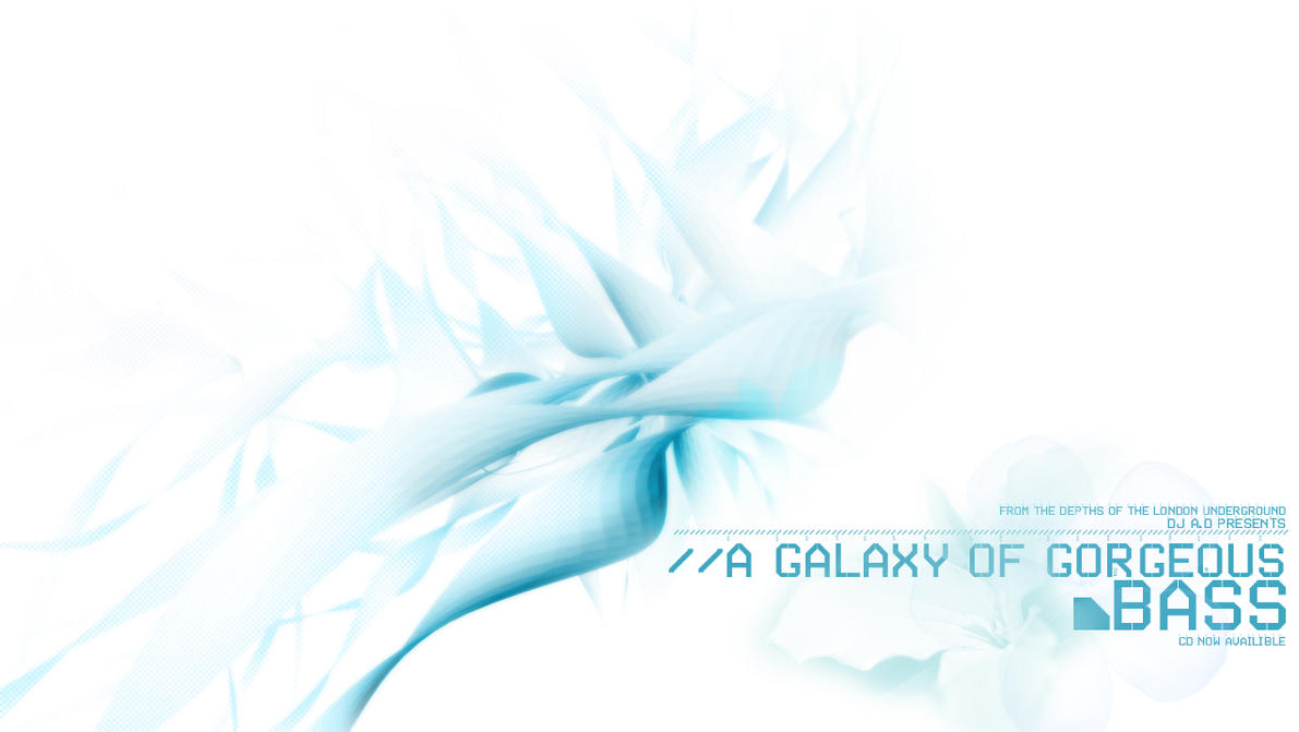 A Galaxy Of Gorgeous Bass by ardcor