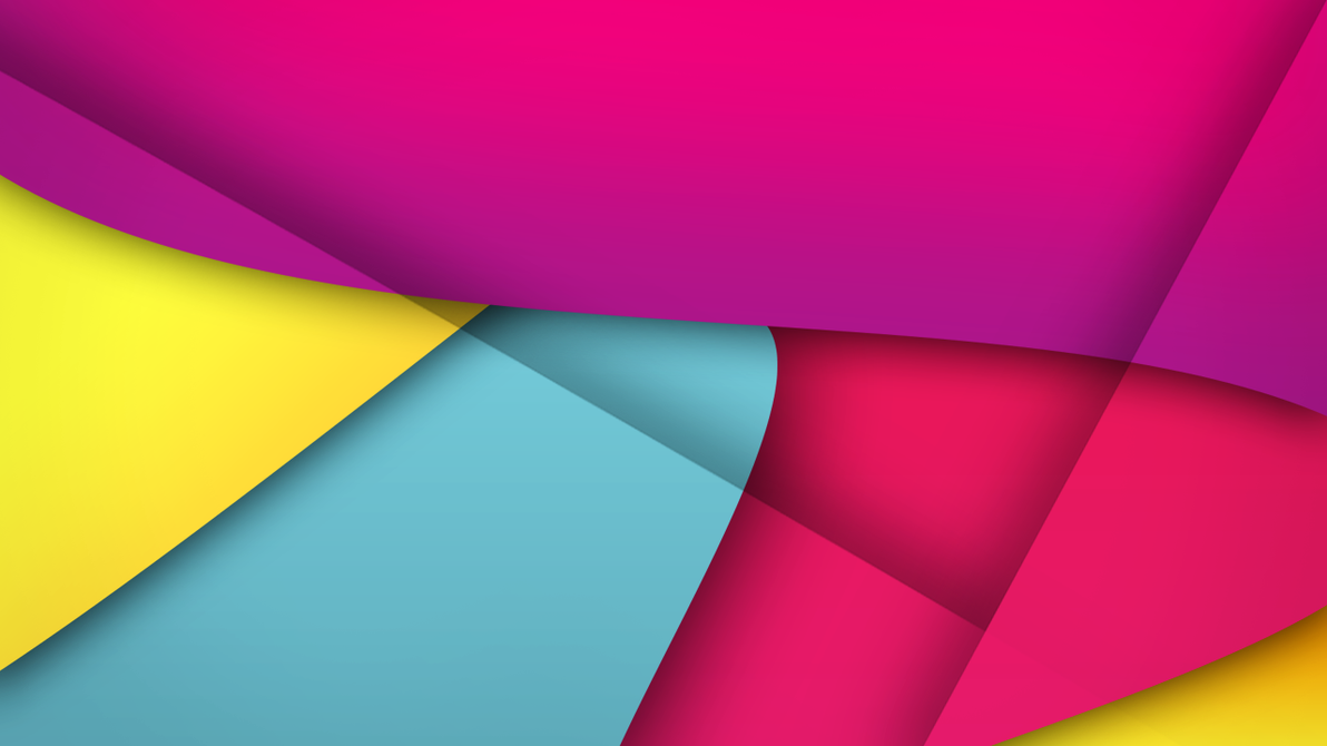 Colourful Abstract Wallpaper 2 By SilentPotatoGFX