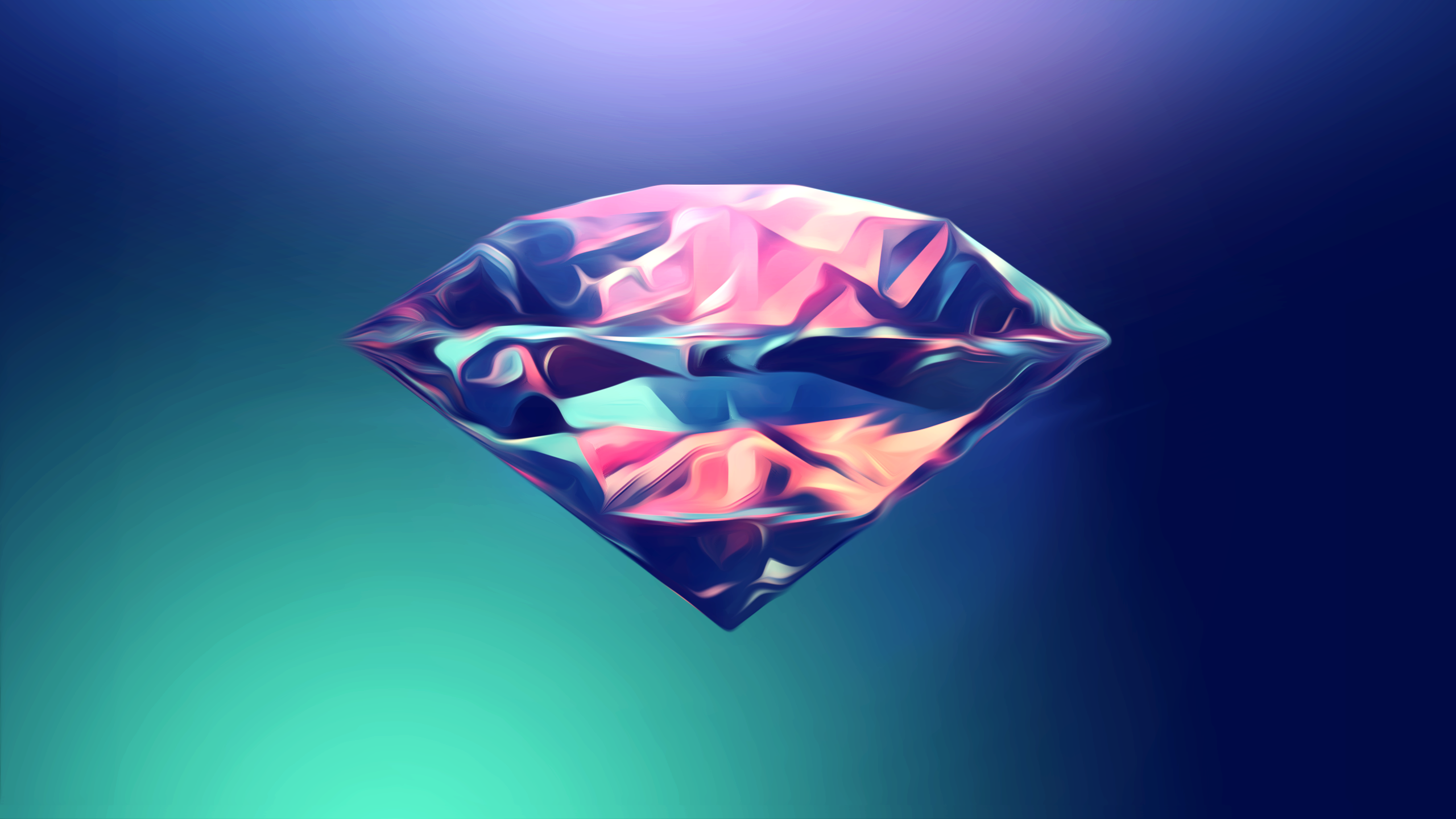 abstract diamond wallpaper by silentpotatogfx on deviantart