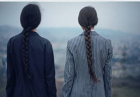 Sisters by LouisaLouisa