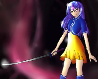 Aiya Sword by Inlinverst