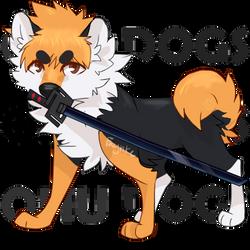 My Dog Ichigo (Happy Late Birthday Ichigo) by WolfGam3rGirl32