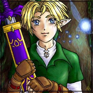 Legend of Zelda presents----- by page-of-wands