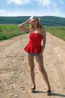 Country Girl by Anezka123