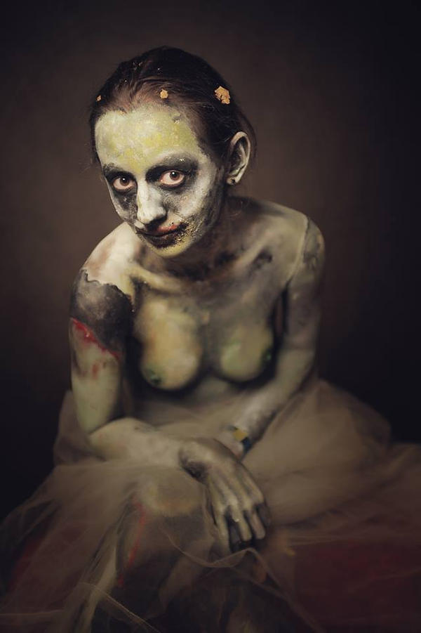 Zombie by Anezka123