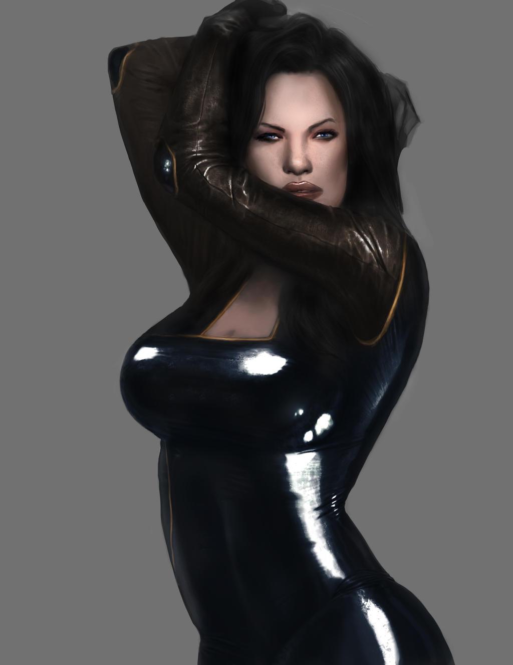 ArtStation - Miranda from Mass Effect - Patreon, Ale ...