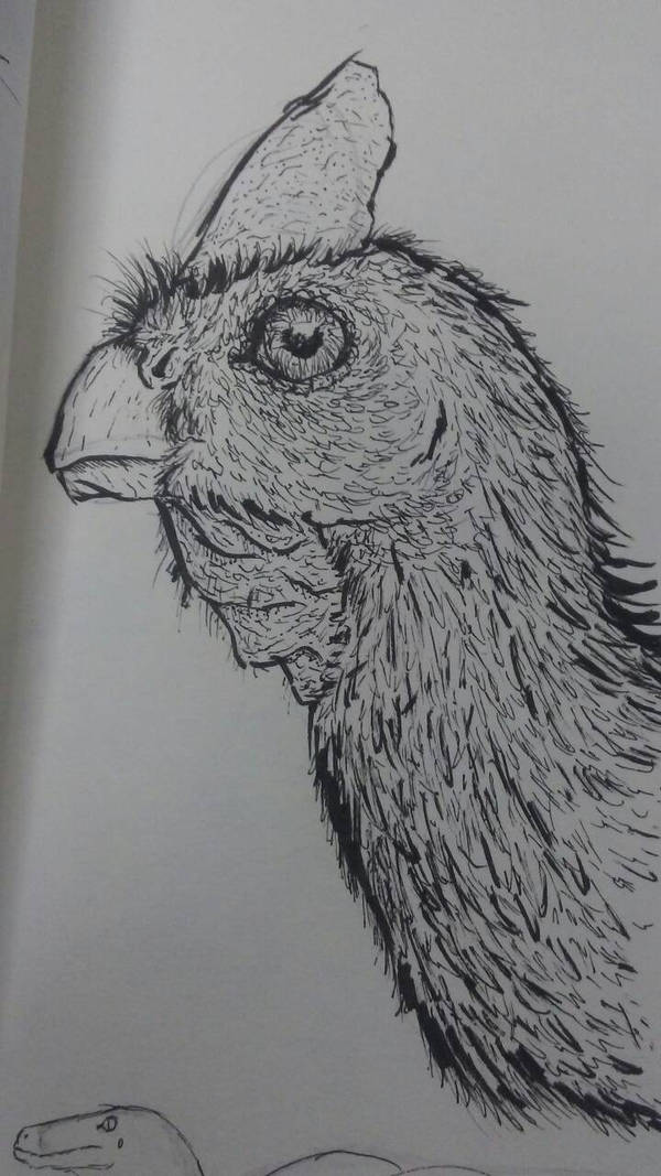 drawing by SlippyTheSnake