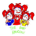 The Baby Rangers XD