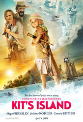 Kit's Island by huckleberrypie