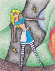 Alice in Wonderland Contest