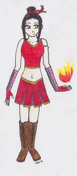 Kashna -from my ATLA FF-