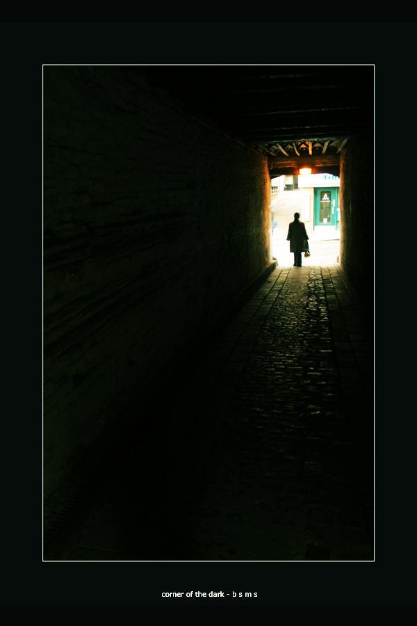corner of the dark by bmuda