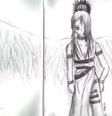 Young Cin with Wings by DreamFox