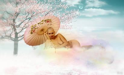 G.I Jane Sakura by hendraahmadi