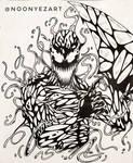 Carnage - Inks by NoonYezArt