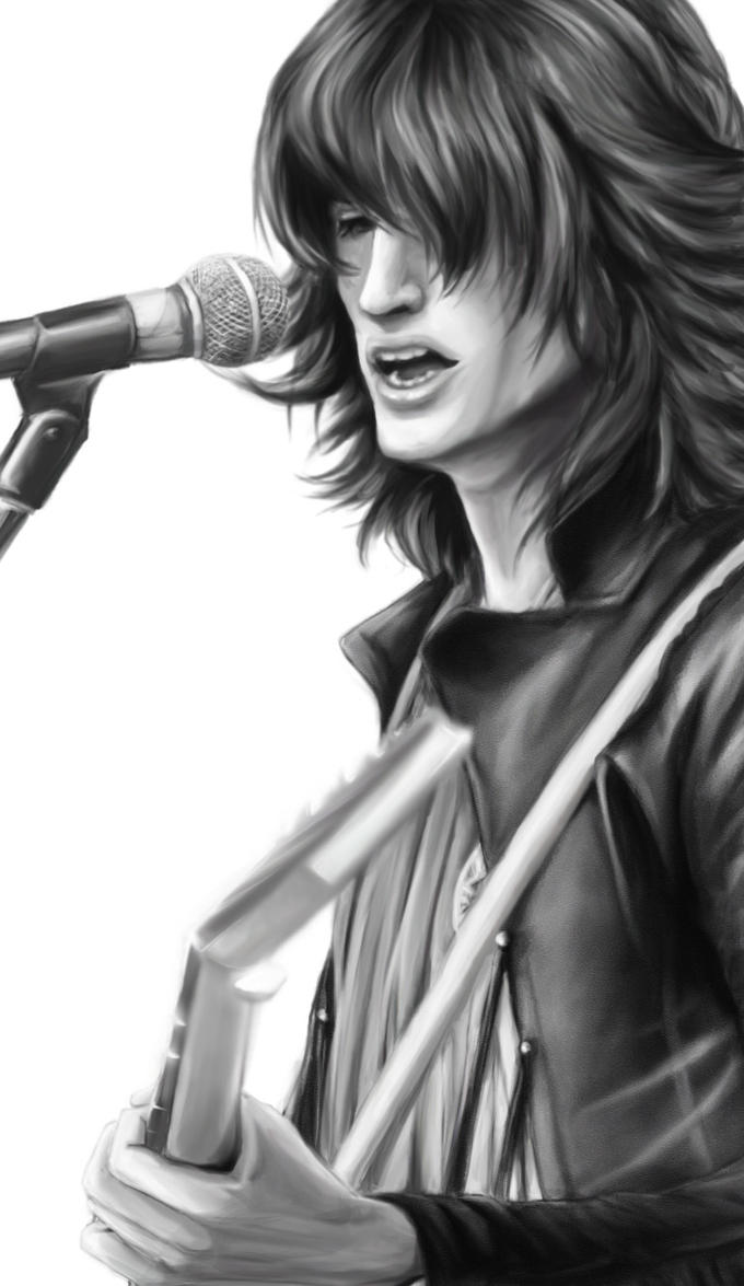 Joe Perry by Wild-sin