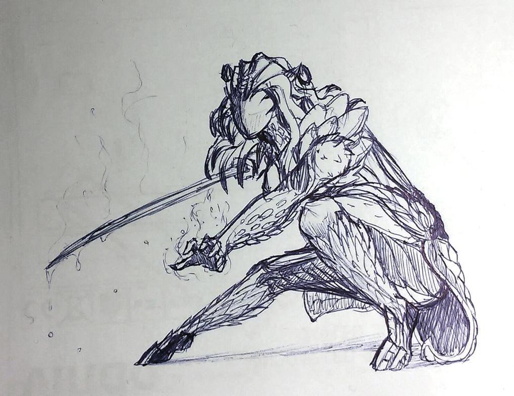 Saryn by Wild-sin