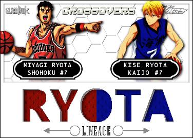 Miyagi/Kise Ryota - Lineage Card by MrABBrown