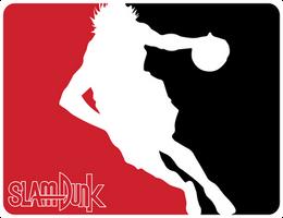 Rukawa Kaede - NBA Logo