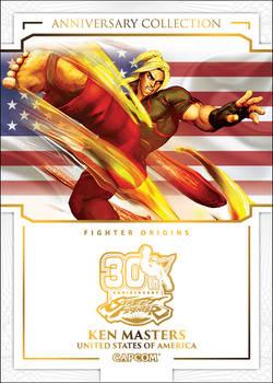 Street Fighter 30thAnniversary-Ken Masters