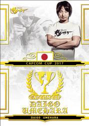 Capcom Cup - Daigo Umehara (Top 8)