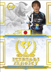 Capcom Cup - Itabashi Zangief (Top 8)
