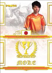Capcom Cup - Moke (Top 8)