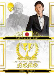 Capcom Cup - Nemo (Top 8)