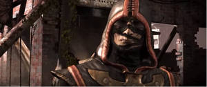 Ermac says hey gurl