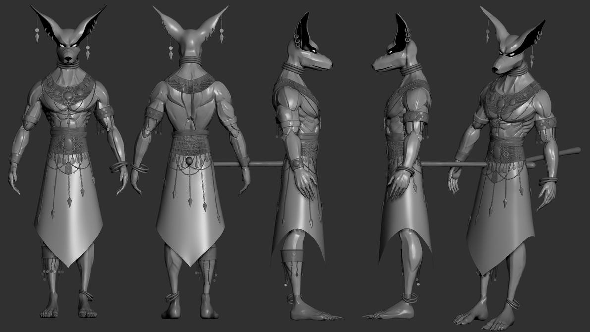 Anubis 1# Version by suckervajs