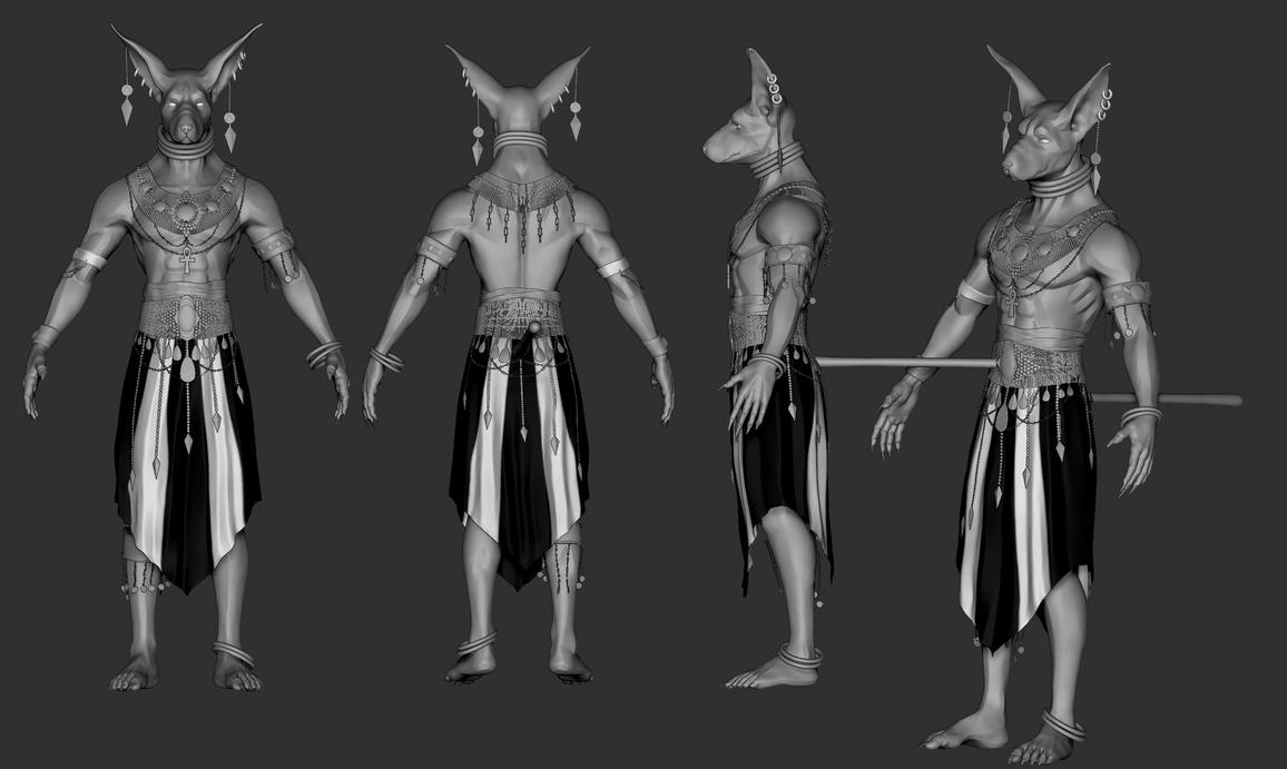 Anubis 2# Version by suckervajs