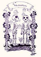 skeletoNs by bloodykirka