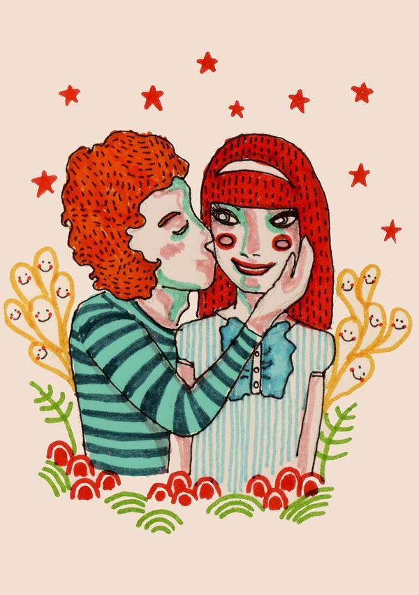 KISCH. by bloodykirka