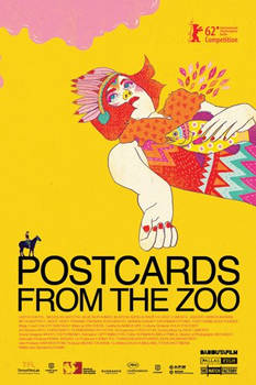 POSTCARDS FROM THE ZOO MOVIE POSTER