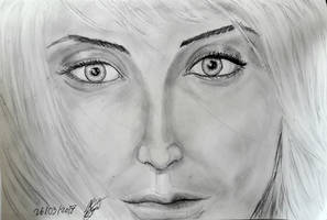 Held in my gaze by hieronymushoefer