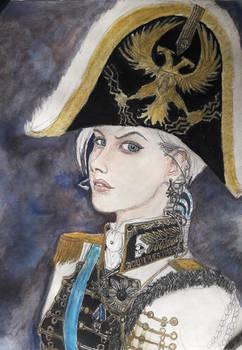 Rogue Trader portrait : Lonallyn Von Razgriz