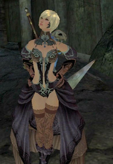 Oria's new look by sha-nisu