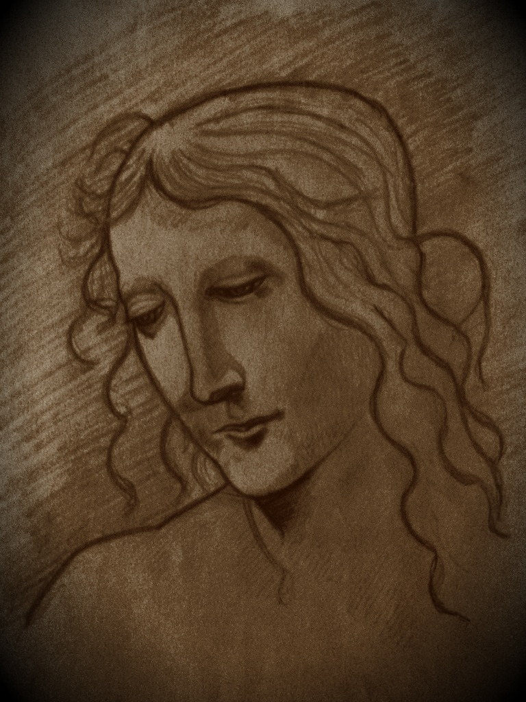Vinci  sketch by bauel