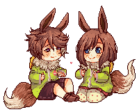 Pixel-brothers by fanjo0