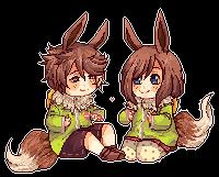 Pixel-brothers by fanjo0