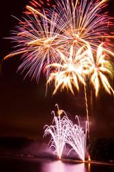 Fireworks by wernersbacher