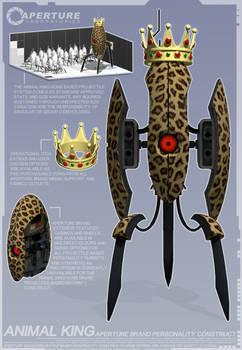 Animal King Poster