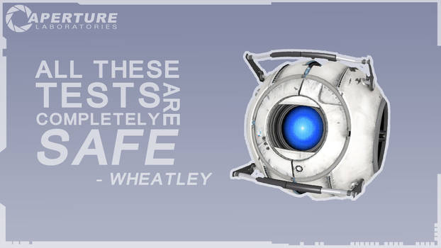 Portal 2 Style Example