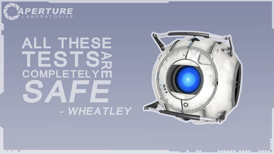 Portal 2 Style Example by Audrey-2