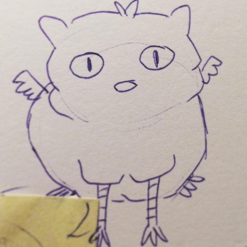 Carl doodle by Nekaytka