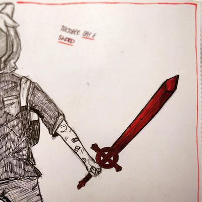 Sword by Nekaytka
