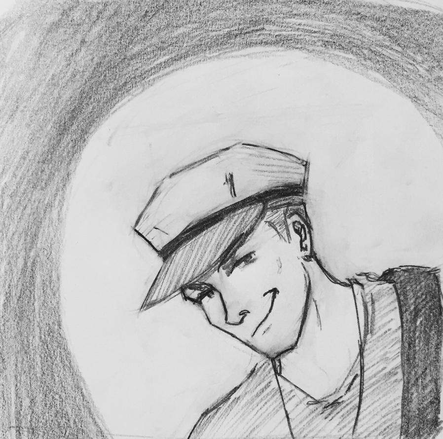B/W Scout Request by mopdtk