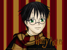 Harry Potter Wallpaper Collor by Angel--Arwen