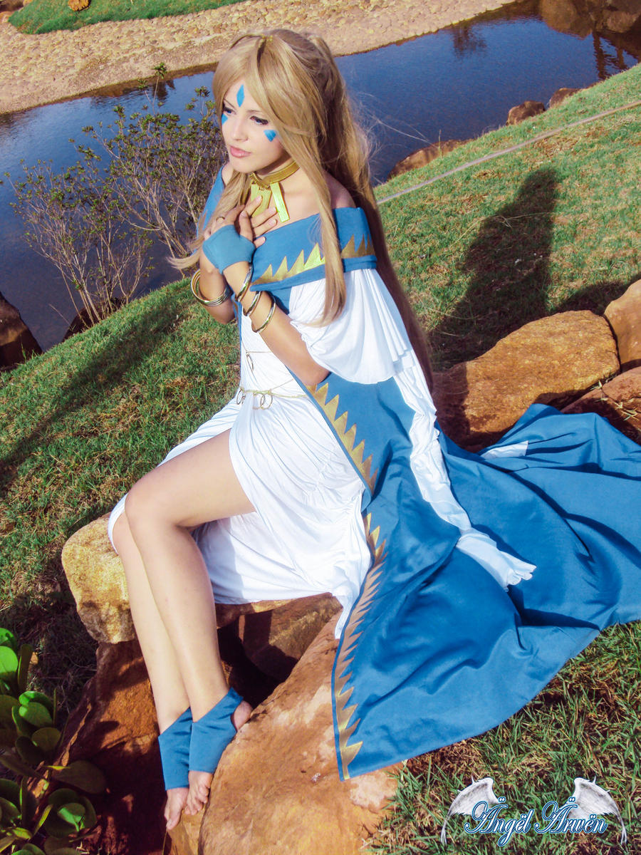 Belldandy by Angel--Arwen